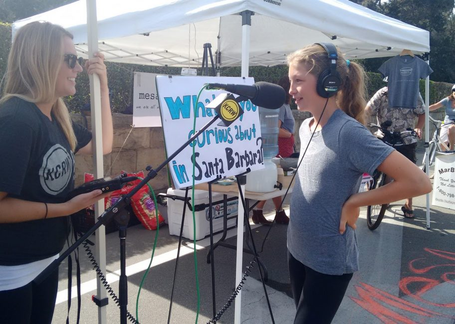 Become a KCRW Santa Barbara Intern!
