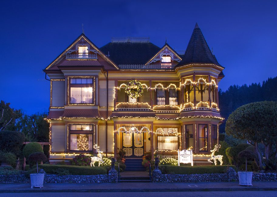 KCRW's Ginger Bread Mansion Sweepstakes