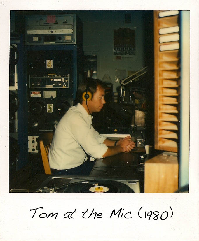 Tom at the Mic (1980)