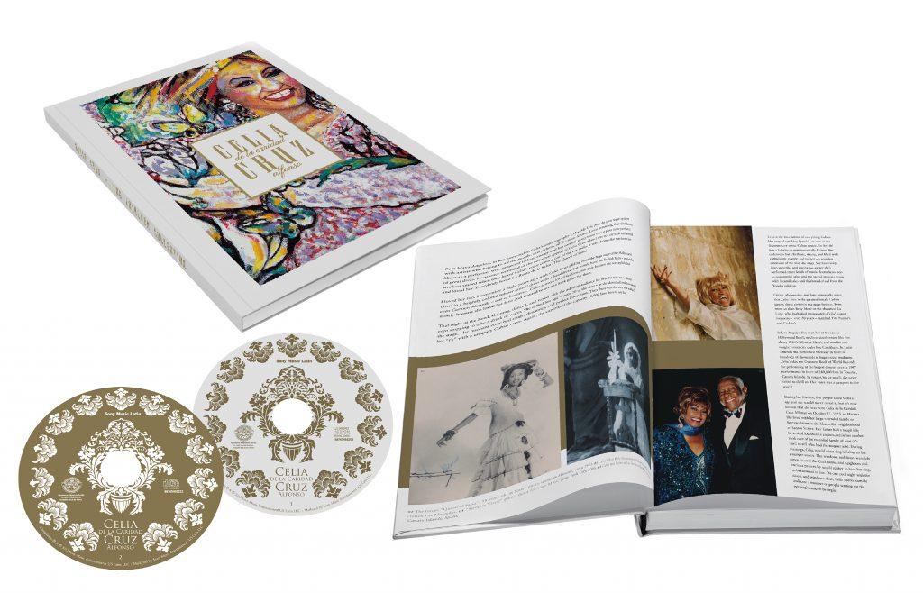 Celia Cruz_deluxe package_packshot