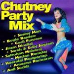 chutney party mix