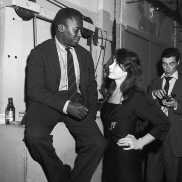 Miles Davis & Juliette Gréco