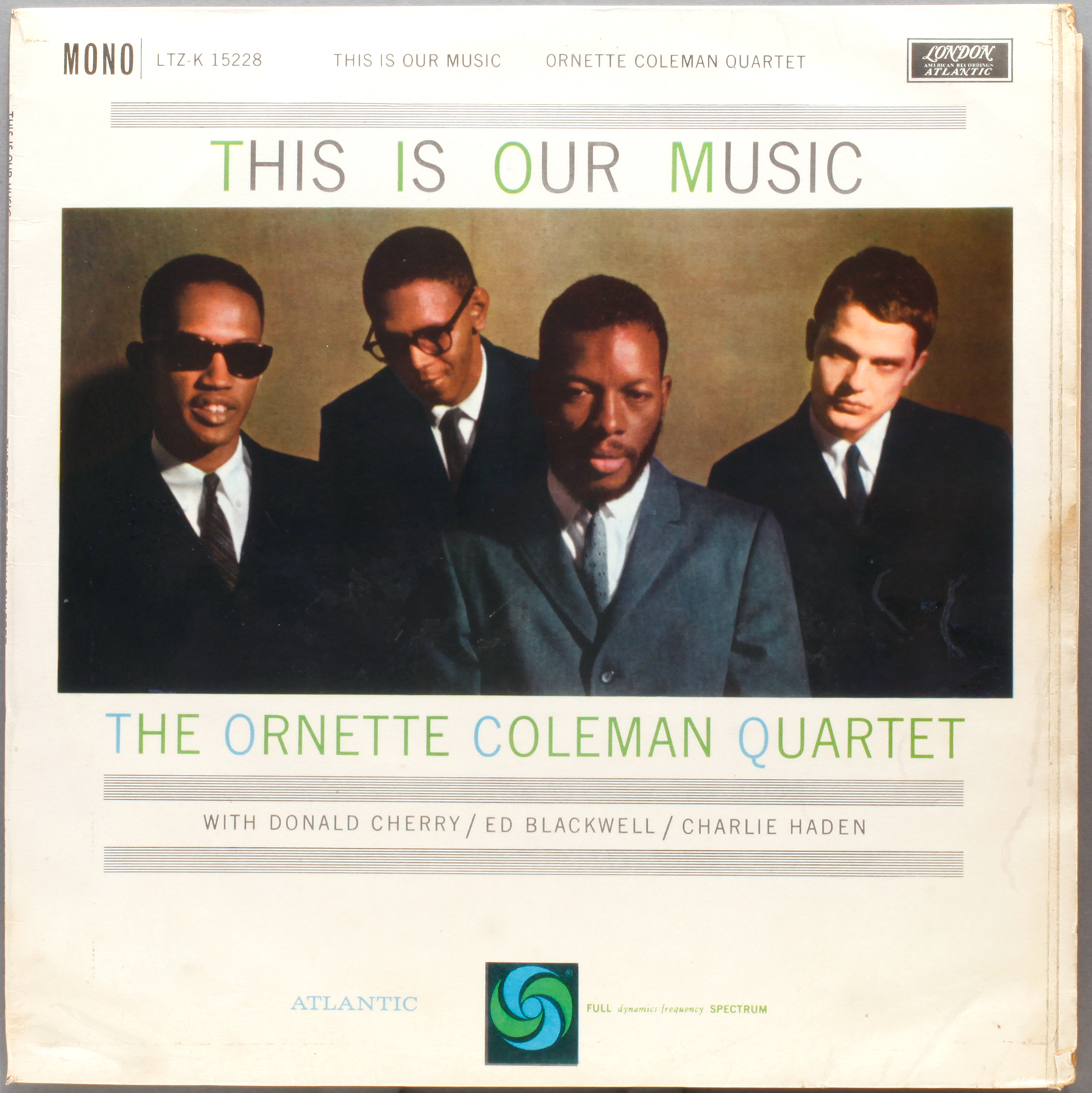 Ornette - This is Our Music