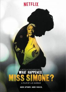 What Happened Miss Nina Simone - poster