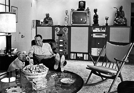 Frank Sinatra - reel to reel