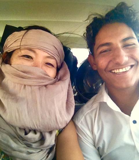 Nyka & Bazo Omar (1)