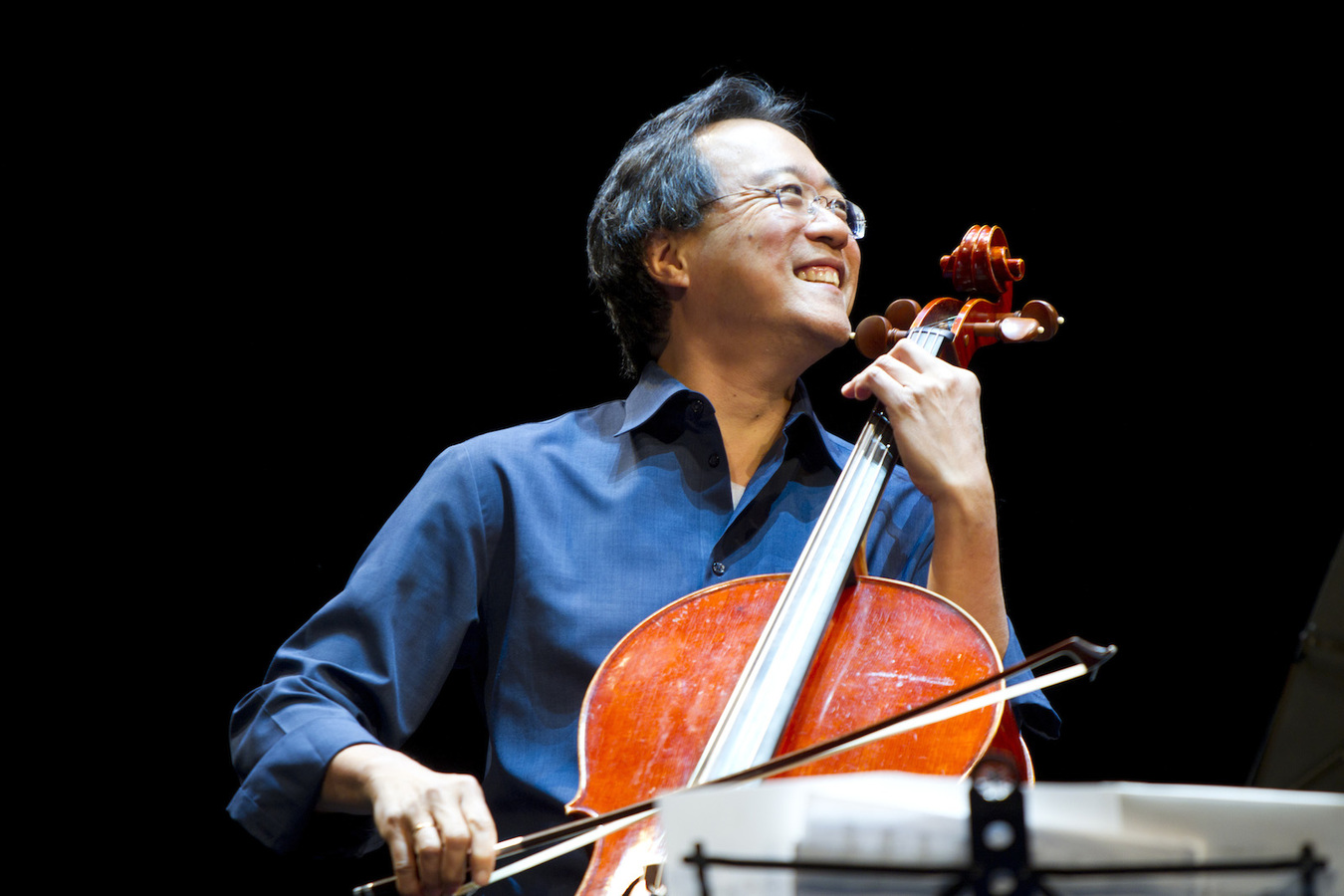 yo yo ma Yo-yo ma ticket information widely known as one of the world's premier musicians, yo-yo ma's long and illustrious career is chock-full of accomplishments and accolades, including such prestigious awards as the presidential medal of freedom and national medal of the arts, on top of no less than 15 grammys.