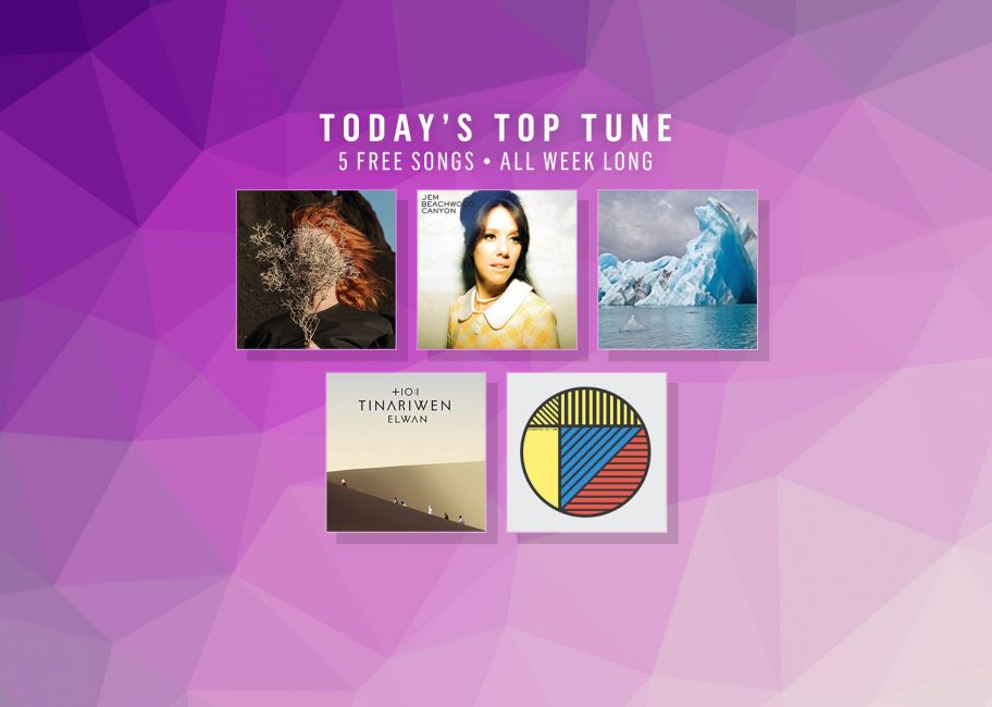Week Ahead – Today's Top Tune 2.20 – 2.24.17