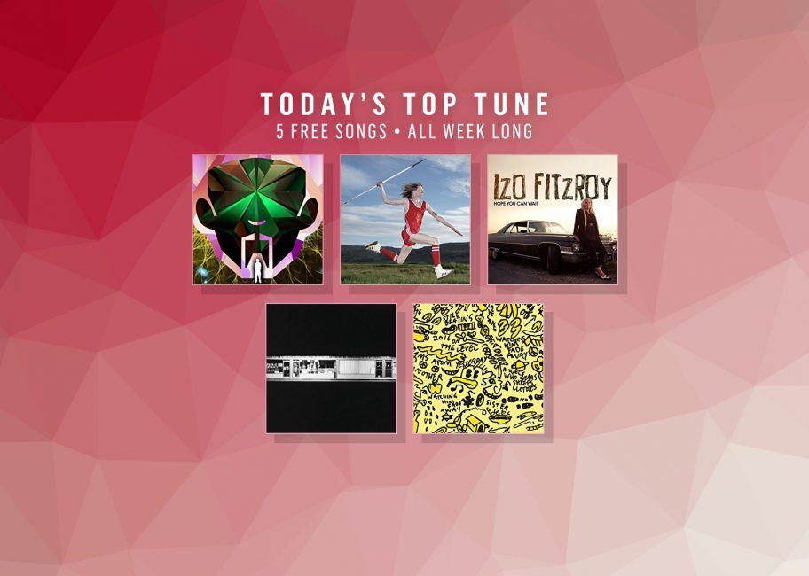 Week Ahead – Today's Top Tune 2.27 – 3.3.17