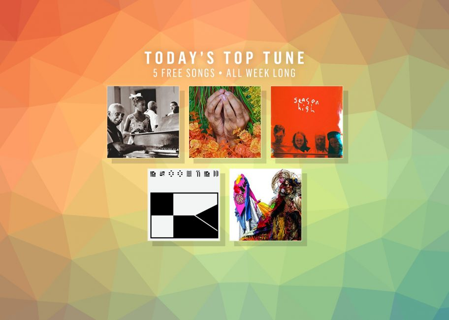 A Week Ahead: Today's Top Tune 6.26 – 6.30.17