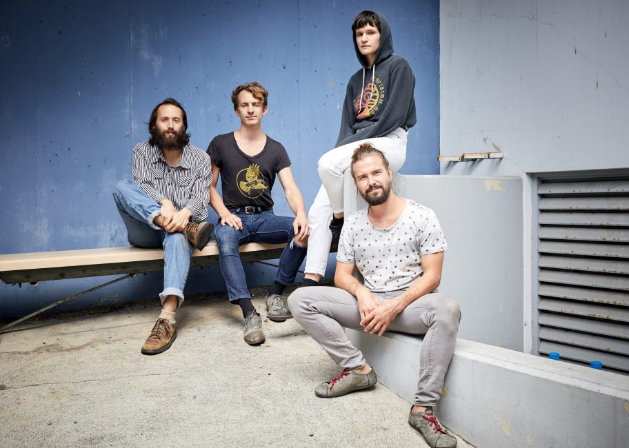 Big Thief Premiere New Song Live on KCRW