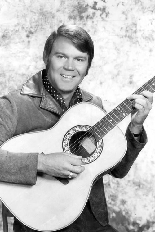 Music for your weekend: Glen Campbell edition