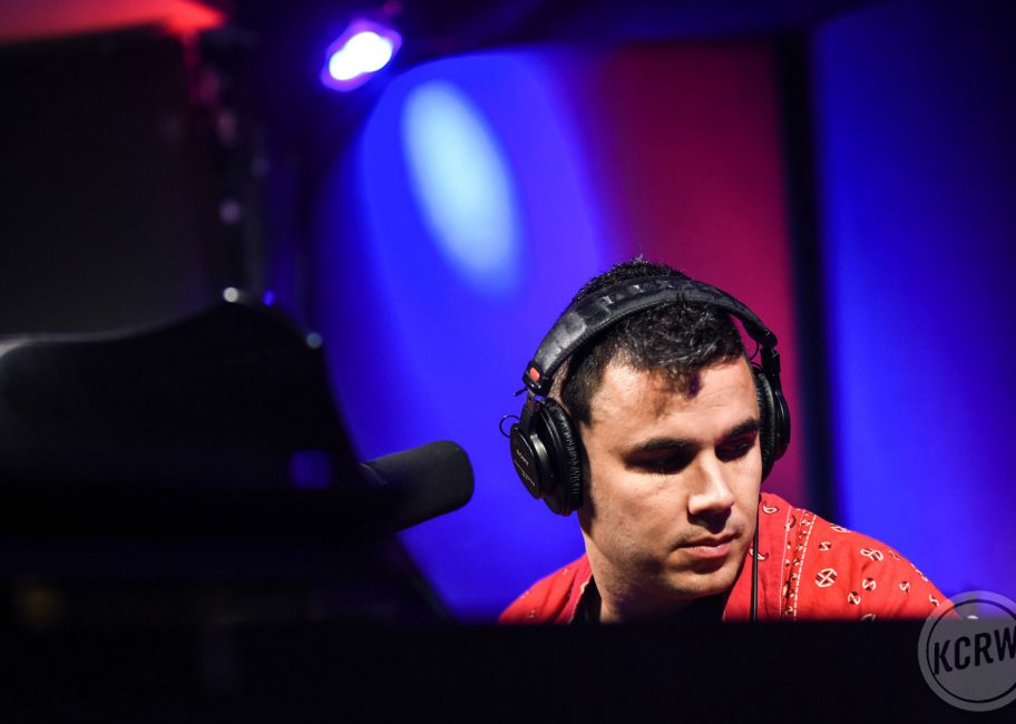 Rostam Plays New Tunes and Vampire Weekend on MBE