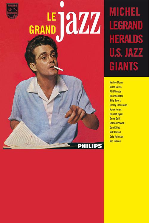 rhythm planet: legrand jazz