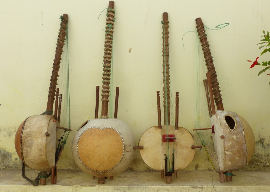 The Entrancing Sound of the West African Kora