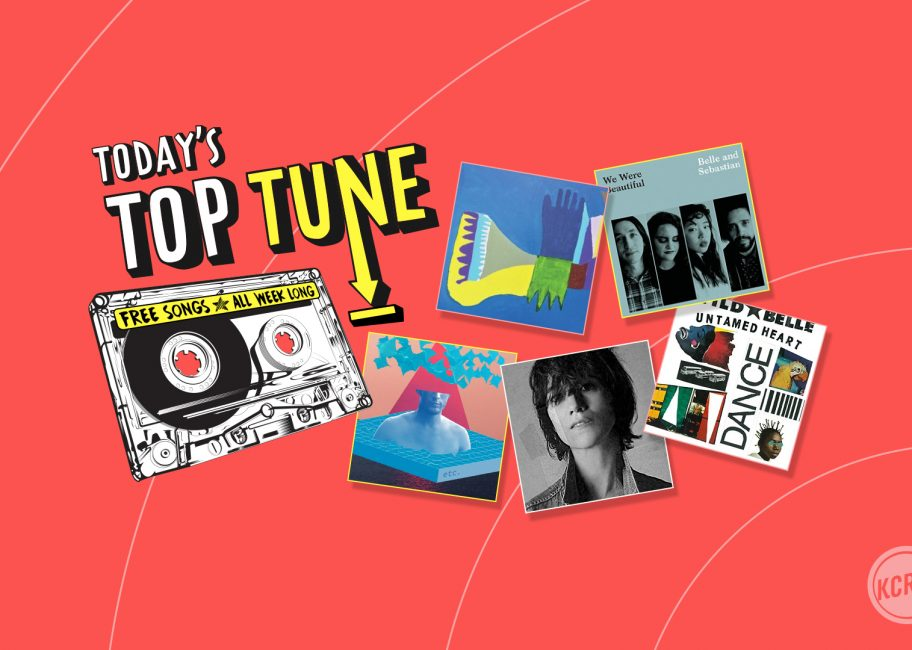 The Week Ahead: Today's Top Tune 10.16 – 10.20.17