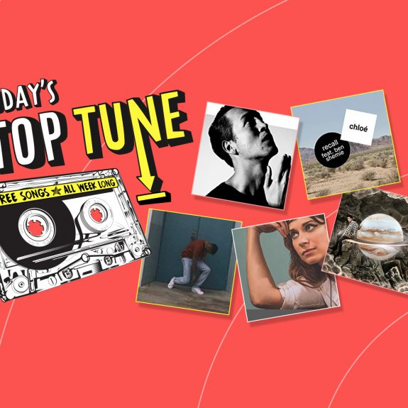 Today's Top Tune January 01 2018