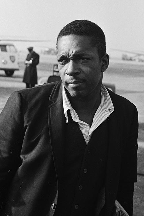 Rhythm Planet: Coltrane's World Music Influences