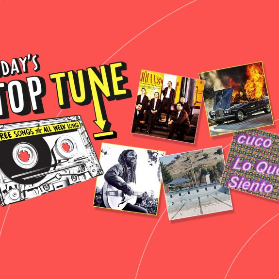 Today's Top Tune April 16 2018