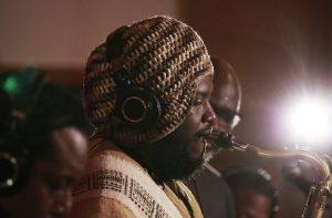 Kamasi Washington Performs on KCRW's Morning Becomes Eclectic