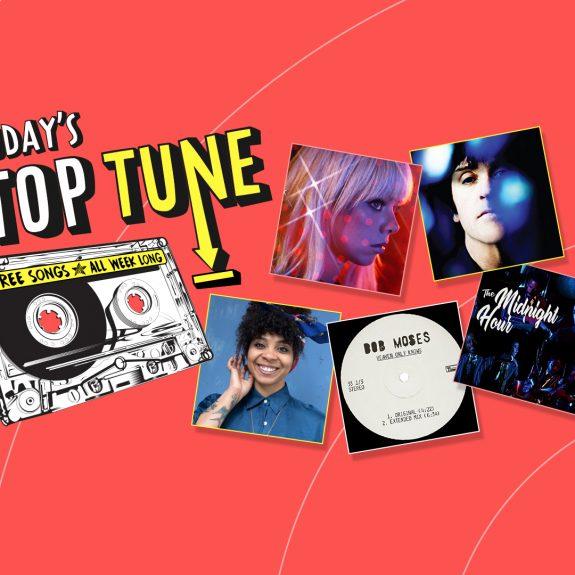 Today's Top Tune June 18 2018