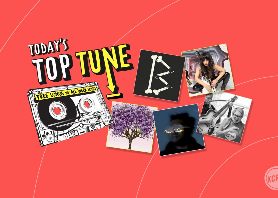 The Week Ahead: Today's Top Tune 10.22 – 10.26.18