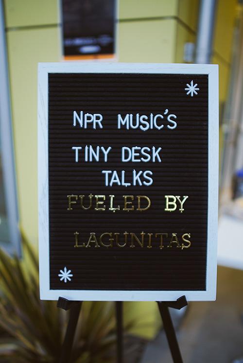 NPR Music x KCRW