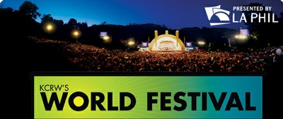 KCRW World Festival
