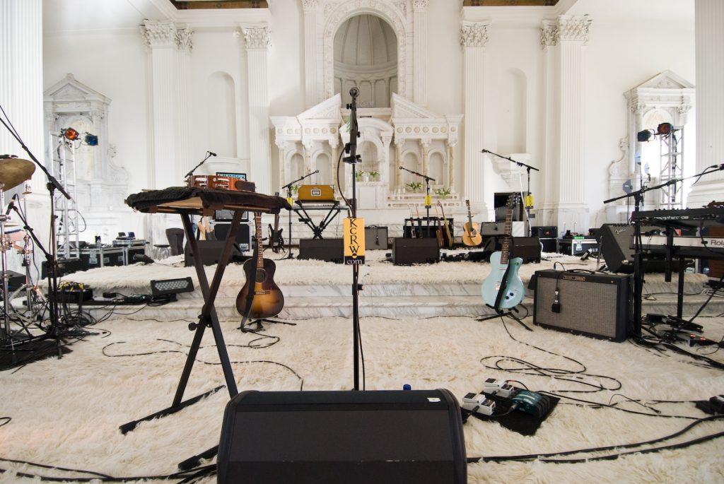 stage by Jonathan Kalan