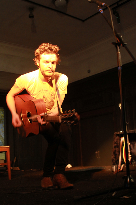 Photos/ Review: Tallest Man on Earth at KCRW Presents First Fridays ...