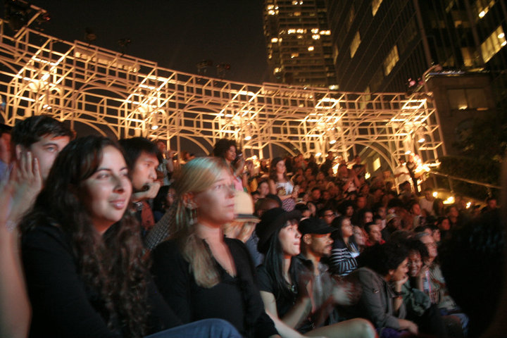 crowd at miguel