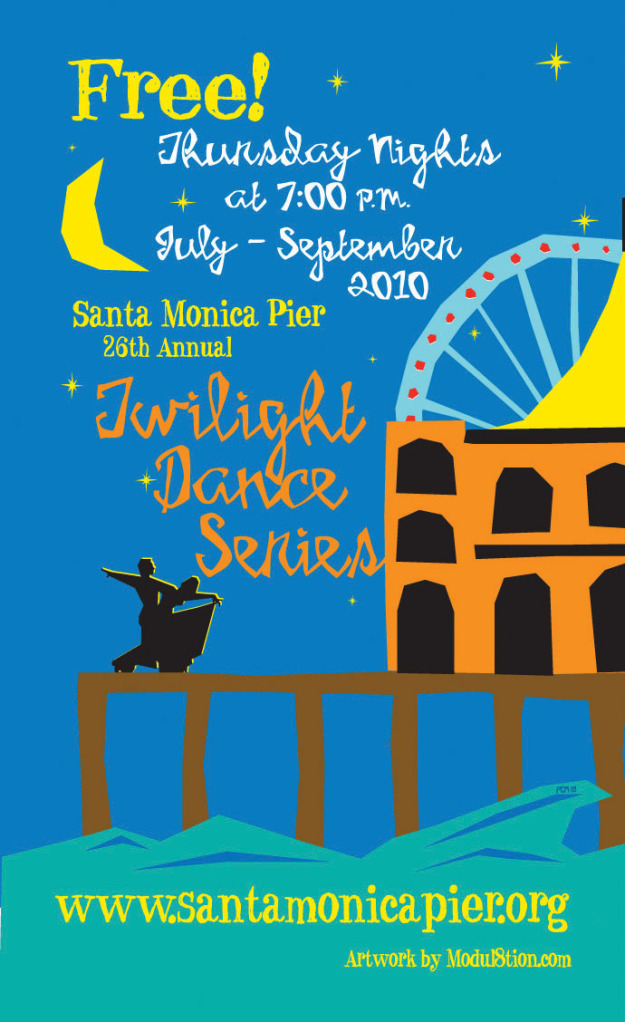 twilight dance poster 2010