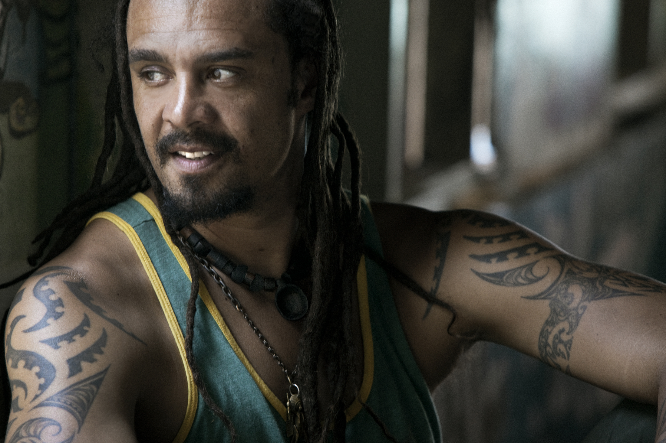 Michael Franti by James Minchin