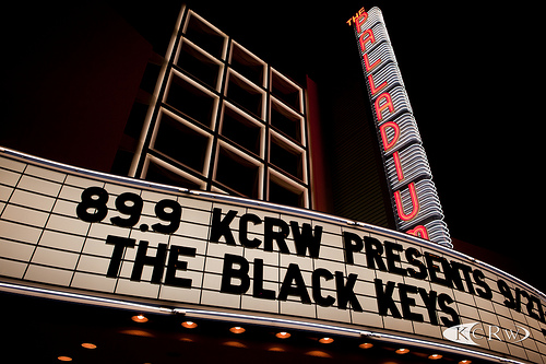 Black Keys KCRW Presents