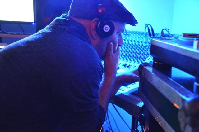 KCRW DJ Anthony Valadez
