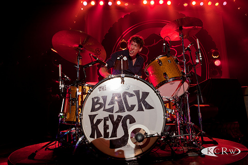 Patrick Carney by Marc D' Amour