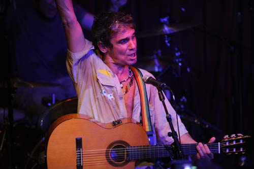 Manu Chao Plays for KCRW by Salvador Farfan