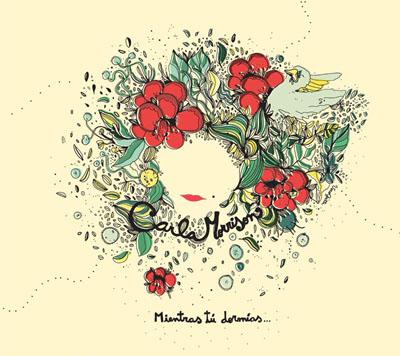 carla morrison album cover