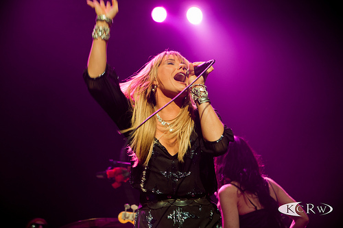 Grace Potter and The Nocturnals at The Nokia Theatre by Marc D'Amour