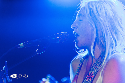 Lissie at The Troubadour by Paul R. Giunta