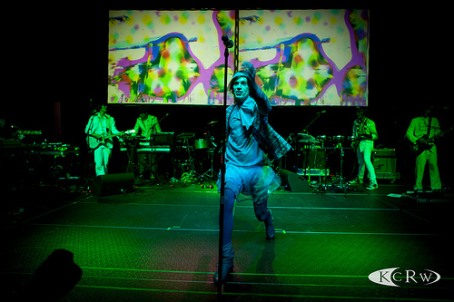 Of Montreal at The Hollywood Palladium by Marc D'Amour
