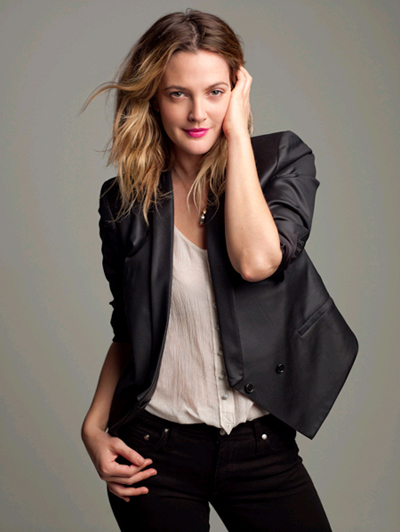 Drew Barrymore by Kwaku Alston