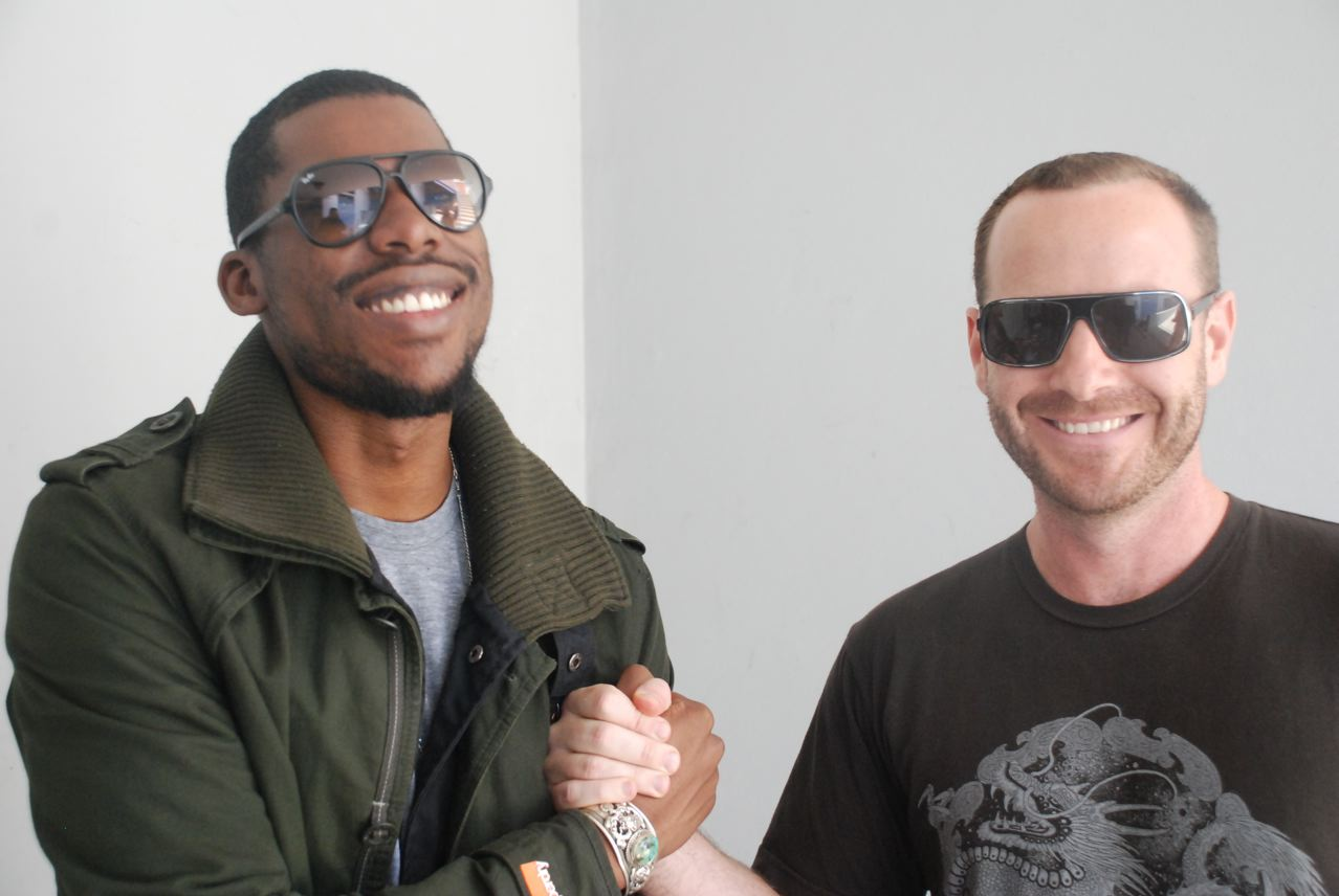 Flying lotus and Jason