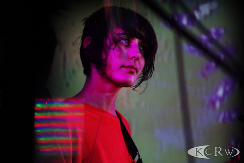 Warpaint at The Troubadour by Koury Angelo Photography