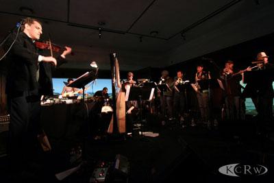 Miguel Atwood-Ferguson Ensemble by Jeremiah Garcia