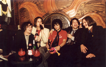 The Strokes by Piper Ferguson