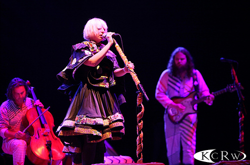 Sia at The Wiltern by Brenda Janario
