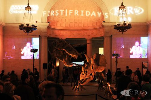 KCRW Presents the Natural History Museum&#039;s First Fridays - Janua