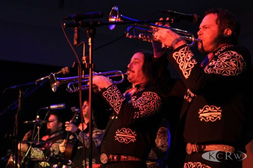 Mariachi El Bronx at the Natural History Museum by Jeremiah Garcia
