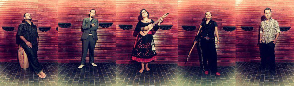 La Santa Cecilia: Heir to LA's Latin Music Throne?